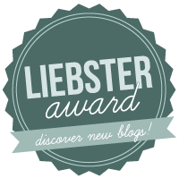 Liebster Award and More About Me