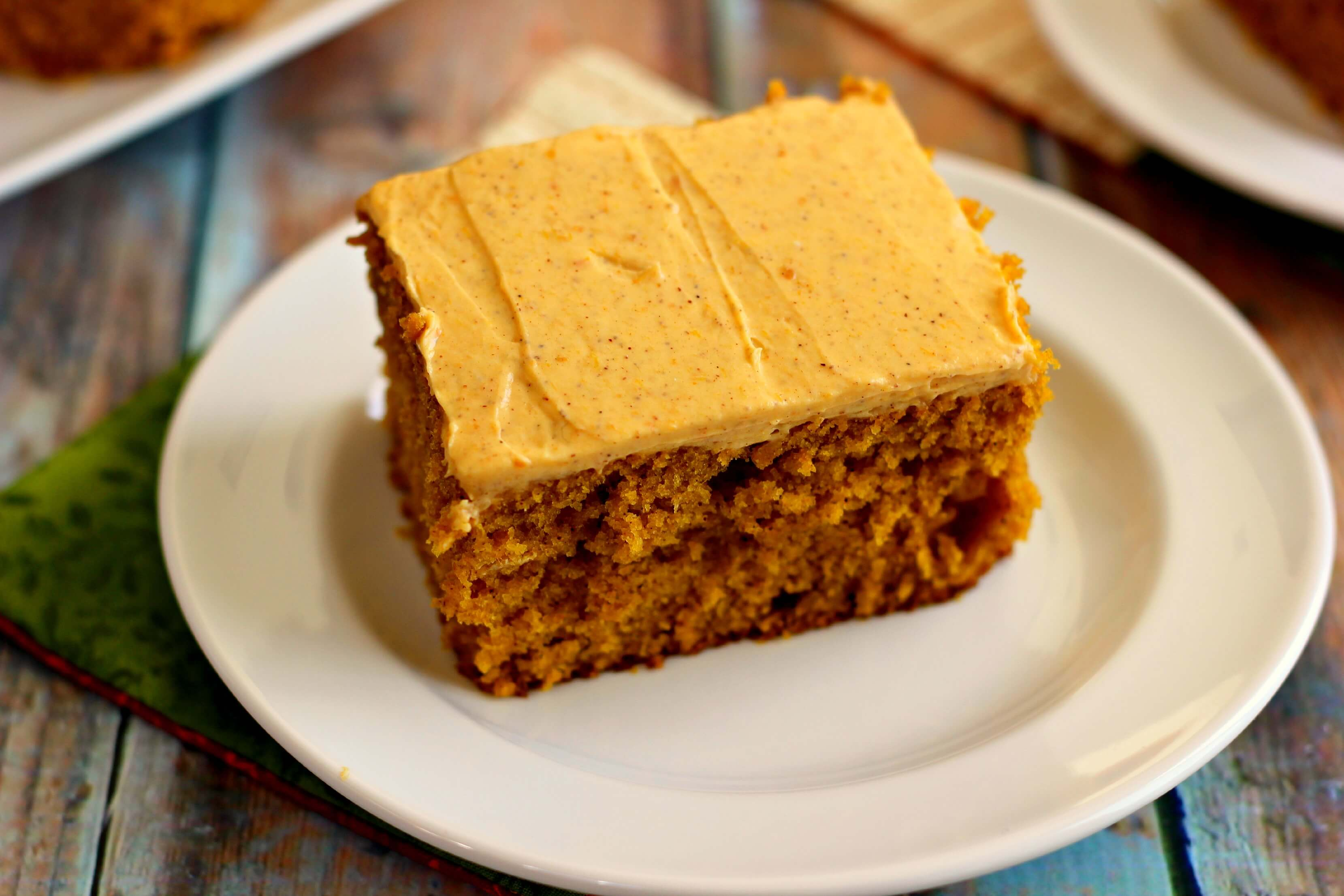 pumpkin spice cake pumpkin spice cake with pumpkin cheese frosting 6863
