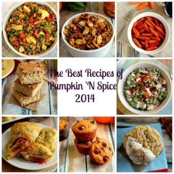 The Best Recipes of Pumpkin 'N Spice 2014