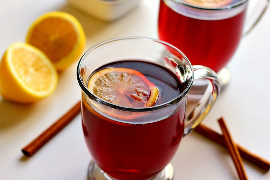 Cranberry Juice Slow Juicer : Slow Cooker Cranberry Spice Tea - Pumpkin N Spice