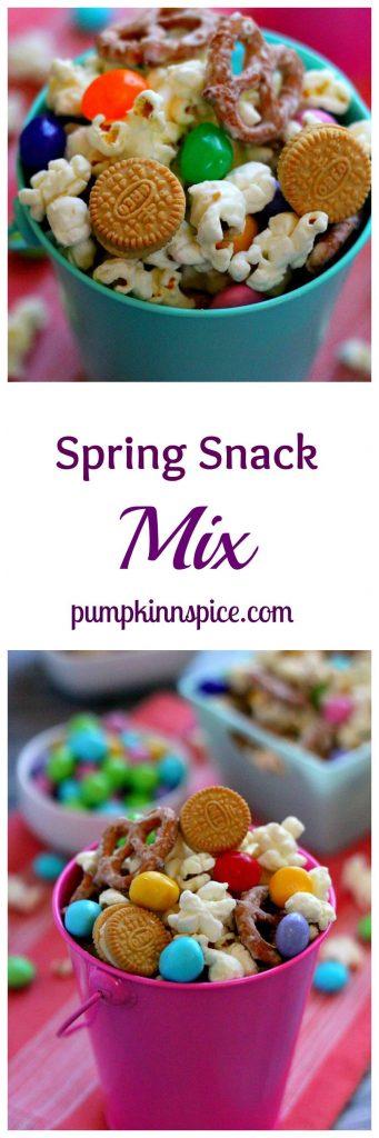 Spring Snack Mix | www.pumpkinnspice.com