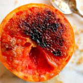 Caramelized Brown Sugar Grapefruit