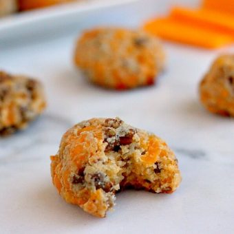 Cheddar Sausage Balls & A $500 Amazon Gift Card Giveaway