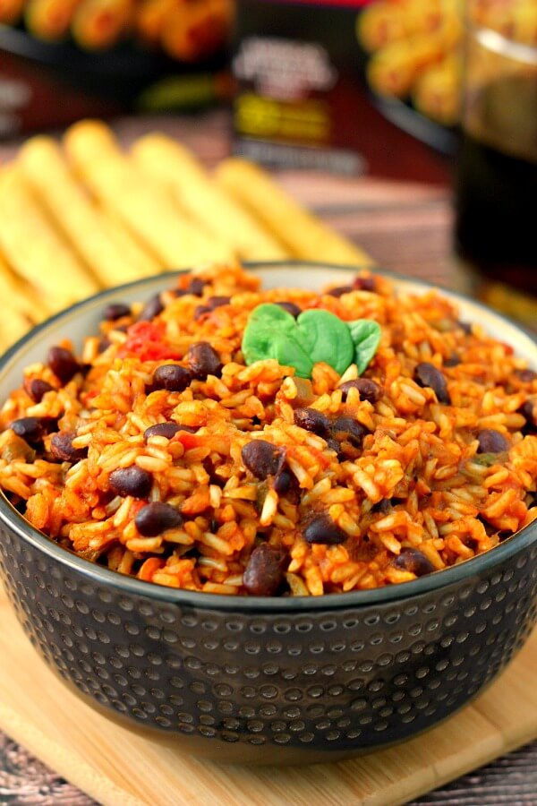 Simple Mexican Rice Recipe Easy Homemade Pumpkin N Spice