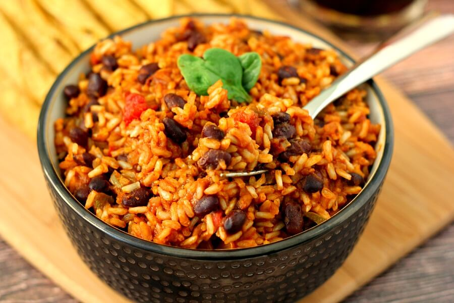 Basic Mexican Rice Recipe — Dishmaps