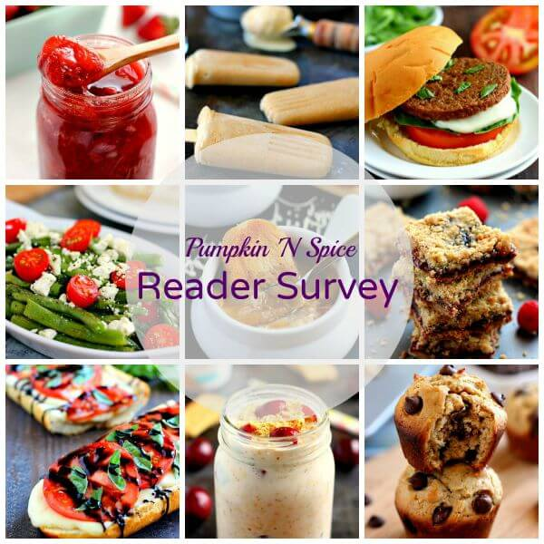 It's All About You: Reader Survey