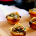 Filled with fresh mushrooms, Parmesan cheese, and a sprinkling of spices, these Parmesan Mushroom Bites are packed with flavor and make the perfect treat for any occasion!
