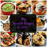 My Favorite Recipes of 2015