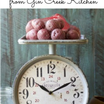 Holiday Giveaway from Gin Creek Kitchen