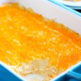 Twice-Baked Cheddar and Sage Mashed Potatoes