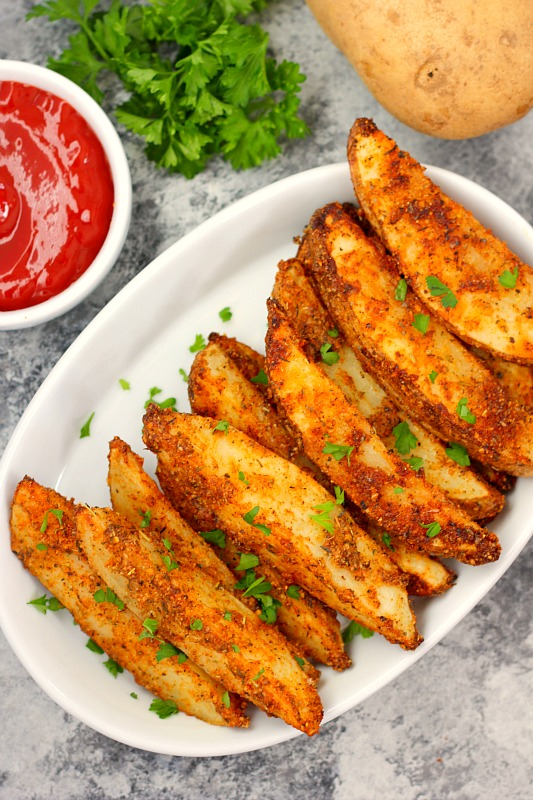 Best Fast Food Potato Wedges