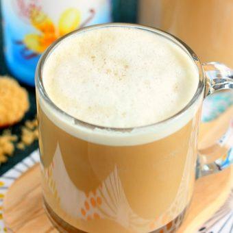 Brown Sugar Vanilla Latte