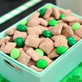Mint Brownie Muddy Buddies