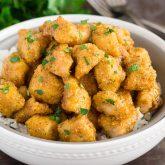 30 Minute Thursday: Baked Honey Garlic Chicken
