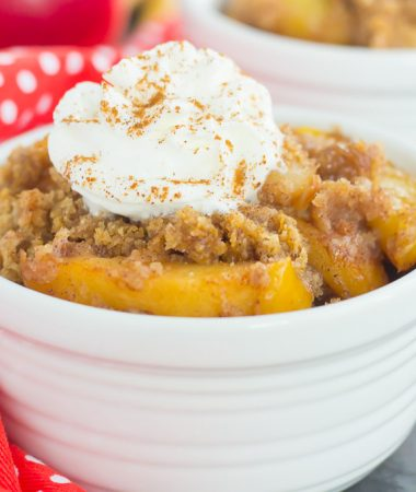 This Slow Cooker Apple Cinnamon Dump Cake is an easy and delicious dessert that captures the flavors of fall. With just six ingredients and hardly any prep time, you can dump everything into your slow cooker and let it work its magic. Filled with tender apples, a sprinkling of cozy spices, and a warm cake topping, this dish is sure to be a dessert winner!