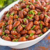 Easy Chili Almonds