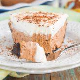 Chocolate Nutella Cream Pie {Plus a Video!}