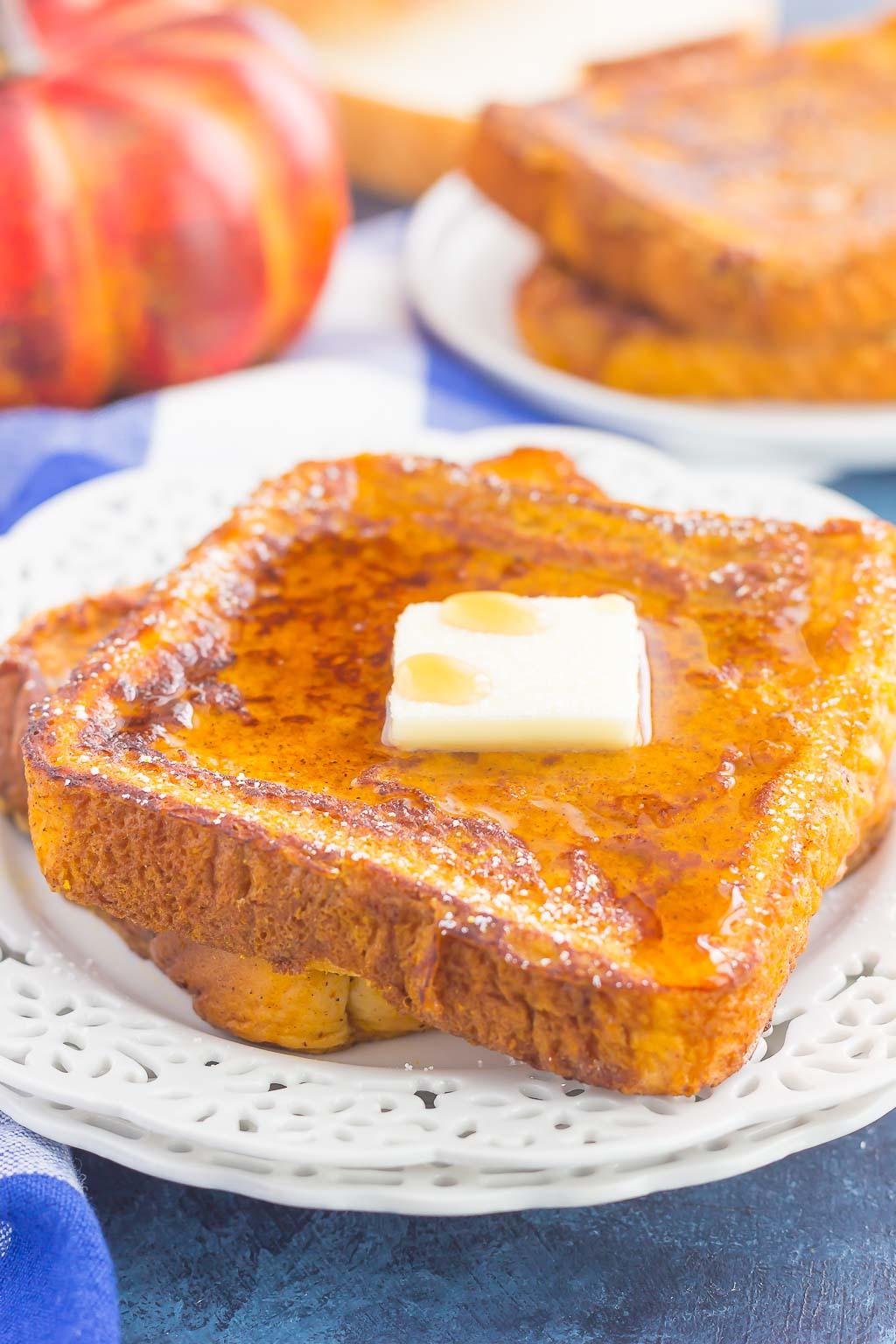 Pumpkin spice french toast pumpkin n spice recipe image forumfinder Choice Image