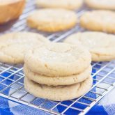 Chai Sugar Cookies