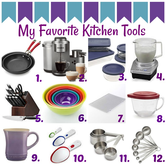 My Favorite Kitchen Tools