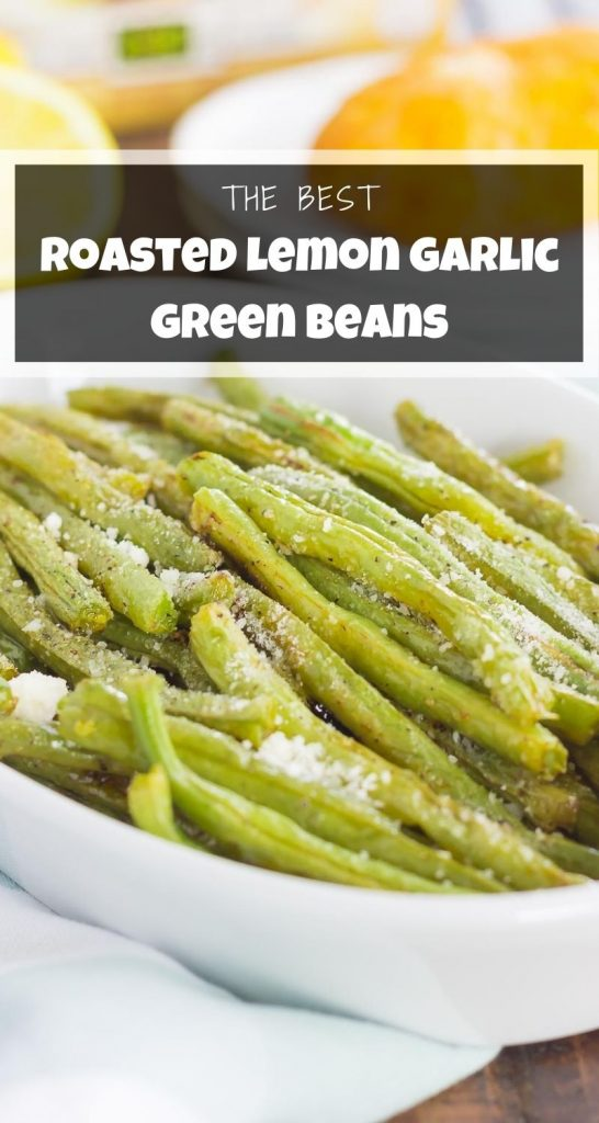 green beans in white dish